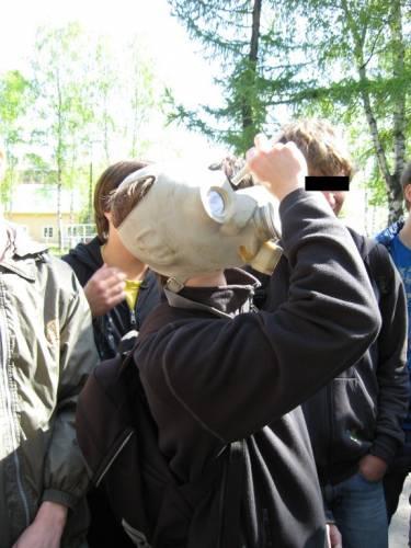 Российские армия и школа готовы к радиации